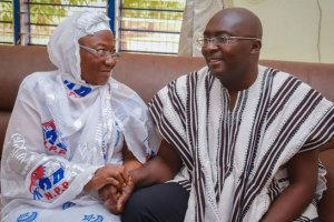 Vice President Dr Bawumia loses mother
