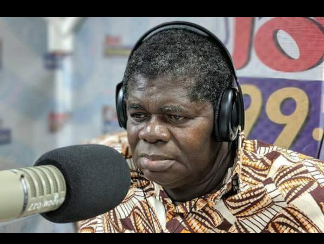 I'm not and will never be ashamed to beg for public support – Psalm Adjetefio