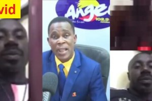 VIDEO: Man blackmails 20 married women in Ghana with secretly recorded lovemaking videos of them