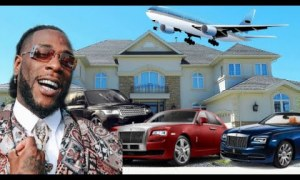 VIDEO: Burna Boy gives a Tour of his multimillion dollar Mansion