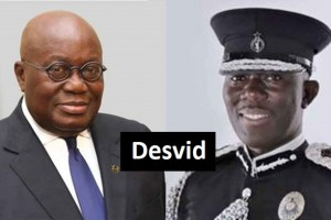 President Akufo-Addo to swear in George Akuffo Dampare as substantive IGP