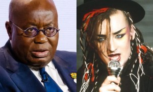 British Gay Singer creates Song for Akufo-Addo to pressure him to Legalize LGBT in Ghana