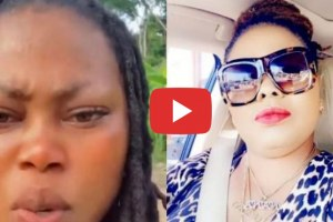 """(+VIDEO) — """"I Don't Want You As a Friend, Please Remove my Photo on your Poster"""" — Joyce Blessing goes Wild on Agradaa"""
