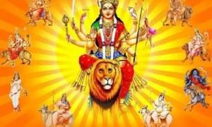 The Five important days of Navaratri