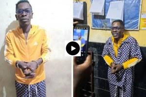 "Shatta Wale ""Arrested"" by Ghana Police"