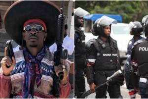 Shatta Wale in Serious Trouble as Ghana Police searches for Him