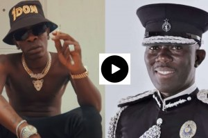 I've not gone into hiding — Shatta Wale sends message to IGP