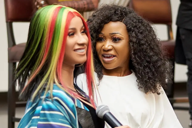 Cardi B gave Akuapem Poloo $30,000 during her Court Issue