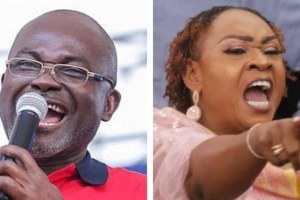 Kennedy Agyapong and Hawa Koomson are trending on Twitter — Here's why