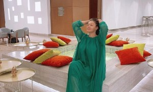 PHOTOS: Nadia Buari puts her Mansion on display after reports that Jackie Appiah owns 9 houses