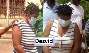 Takoradi Woman who Faked her Kidnapping Jailed for 6 Years